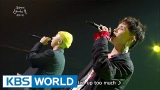 Download Loco & DEAN - Too much | 로꼬 & 딘- 지나쳐 [Yu Huiyeol's Sketchbook / 2017.06.14] Video