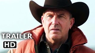 Download YELLOWSTONE Official Trailer (2018) Kevin Costner, TV Series HD Video