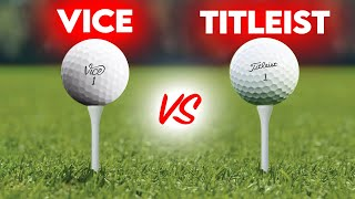 Download VICE GOLF PRO+ Guerrilla Golf Ball Testing vs Pro-V1 Video