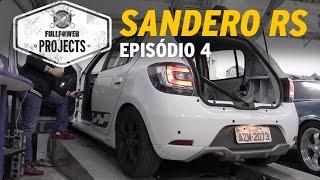 Download FULLPOWER Projects 7: Renault Sandero RS - parte 04 Video