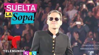 Download Marc Anthony puso a bailar a su novia en Miami | Suelta La Sopa | Entretenimiento Video