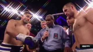 Download Andre Ward vs Sergey Kovalev Post Fight Review Video