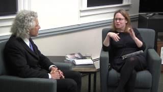 Download GSAS Writer's Night: An Evening with Steven Pinker 3/23/17 Video