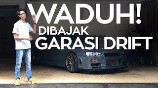 Download WADUH! DIBAJAK GARASI DRIFT   Videotorial Video