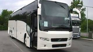 Download Volvo 9900 on B13R chassis (I-shift) Video