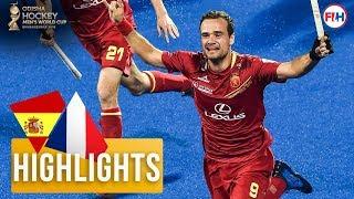 Download Spain v France | Odisha Men's Hockey World Cup Bhubaneswar 2018 | HIGHLIGHTS Video