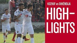 Download HIGHLIGHTS   Kozhuf 0 - 2 Shkëndija Video