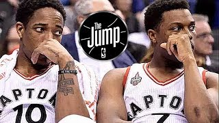 Download McGrady: ″Raptors are in serious trouble if they face Cavs in 2nd Round″ | The Jump Video
