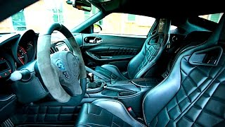 Download Halcón SuperSport INTERIOR Falcarto 2017 INTERIOR German Supercar CARJAM TV HD Video