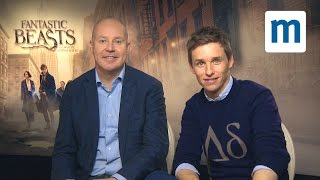Download Eddie Redmayne and David Yates | Fantastic Beasts and Where to Find them Video
