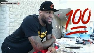 Download LeBron James Reaction to Toronto Raptors' win over Bucks Video