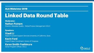 Download Linked Data Round Table Video