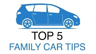 Download How to find the perfect family car - Auto Trader's top five tips Video
