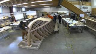Download Building of a Cold-Molded 22ft Center Console Video
