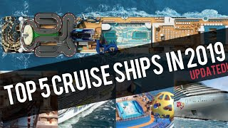 Download TOP 5 BEST NEW CRUISE SHIPS IN 2019! Video