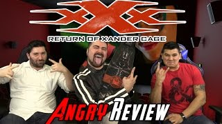 Download xXx: Xander Cage Angry Movie Review Video