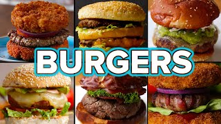 Download 6 Mouth-Watering Burger Recipes Video
