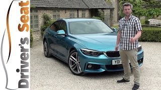 Download BMW 4 Series Gran Coupe 2017 Review | Driver's Seat Video