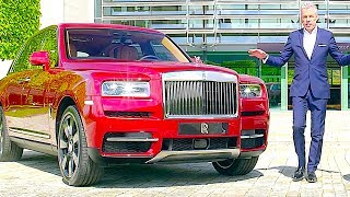 Download Rolls Royce Cullinan REVIEW In Depth World Premiere Rolls Royce SUV Price INTERIOR Driving Off Road Video