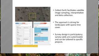 "Download ""Monitoring forest and landscape restoration with Collect Earth"" by Bernadette Arakwiye, WRI Video"
