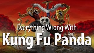 Download Everything Wrong With Kung Fu Panda In 15 Minutes Or Less Video