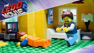 Download Lego Movie 2 Part 2 - Emmet Back To Earth From Space | Stop Motion Animation Video