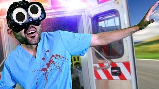 Download SURGERY ON WHEELS!   Surgeon Simulator VR Video