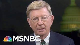 """Download Conservative George Will On Why Pence Is A """"Sycophantic Poodle"""" 