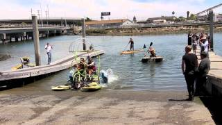 Download Inaugural Breakwater Makerspace Amphibious Bicycle Race Video