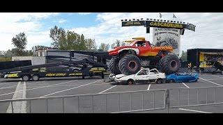 Download MOTOR SHOW CASCADEURS !!! Video