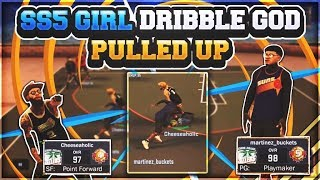 Download AFTER TURNING SS5 GIRL INTO DRIBBLE GOD😱•SHE PULLS UP ON ME😳 • DID I GET EXPOSED NBA 2K17🤔 Video