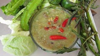 Download Tirk Kroeung (ទឹកគ្រឿង ) Khmer Food Cooking - Home Food Recipes Video
