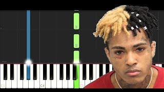 Download XXXTentacion - Changes (Piano Tutorial) Video