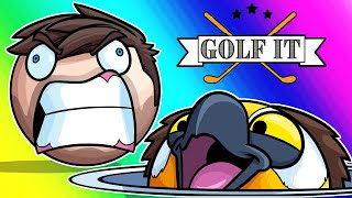Download Golf-it Funny Moments - Hole-in-One Challenge Ragefest! Video