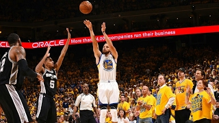 Download San Antonio Spurs vs Golden State Warriors - Full Highlights | Game 1 | May 14, 2017 | NBA Playoffs Video