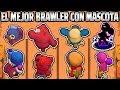 Download OLIMPIADAS de BRAWLERS Y SUS MASCOTAS BRAWL STARS   NITA VS JESSIE VS PENNY VS TARA Video
