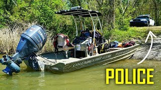 Download Helping Search & Rescue Teams Locate Two Drowned People in River (Bodies Recovered) Video