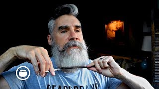 Download How To Trim Your Own Beard | Greg Berzinsky Video