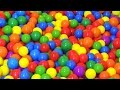 Download ″The Ball Pit Show″ for learning colors - children's educational video Video