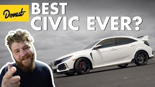 Download Honda Civic Type R is Pumphrey's New Favorite Car | The New Car Show Video