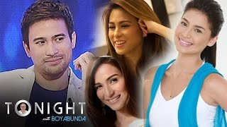 Download TWBA: Who is Sam Milby's great love and first love? Video