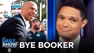 Download Oscar Snubs for Women & An End to Cory Booker's White House Bid | The Daily Show Video