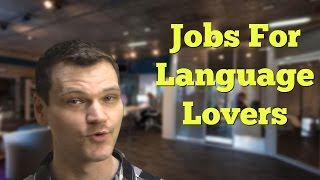 Download What Job Can I do With Foreign Language Skills? Video