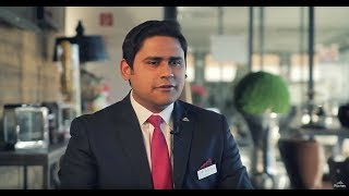 Download ″My experience at Les Roches Switzerland″ - Postgraduate student Nikhil Roy from India Video