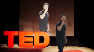 Download Shia LaBeouf TED Talk Video