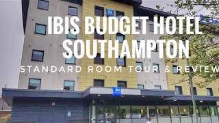 Download Ibis Budget Hotel, Southampton - Standard Room, Hotel review and tour Video