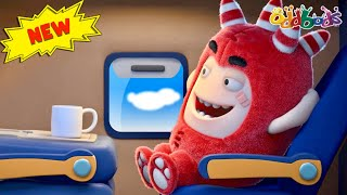 Download Oddbods | NEW | First Class Flight | Funny Cartoons For Kids Video