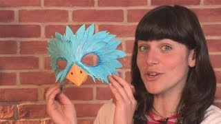 Download How To Make A Bird Mask Video