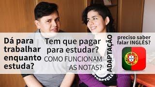 Download Como é estudar ensino superior em Portugal? - Vida em Portugal #03 Video