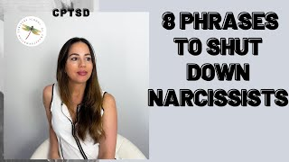 Download 8 Phrases to Shut Down Narcissists/Toxic People Video